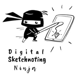 digital-sketchnoting-ninja